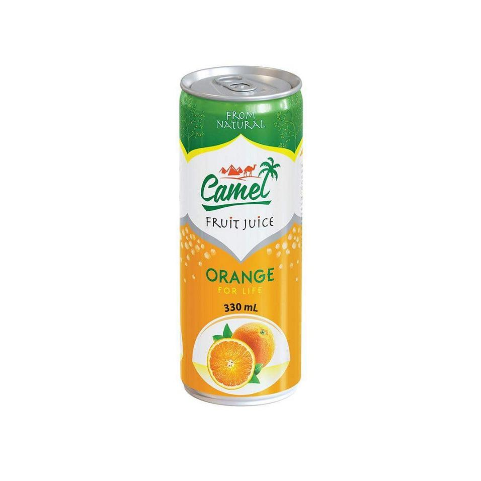 Custom Flavor Natural Orange Fruit Juice for Malaysia Market
