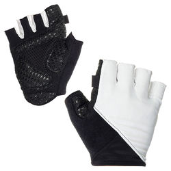 Cycling Bike Gloves Padded Half Finger Bicycle Gloves Shock-Absorbing Anti-Slip Breathable MTB Road Biking Gloves
