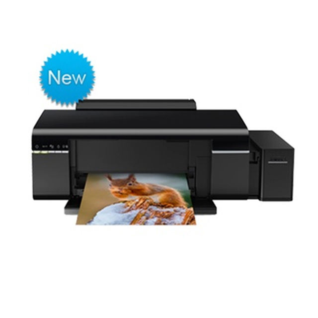 Best price A4 size inkjet/laser printer for light/dark t-shirt L805