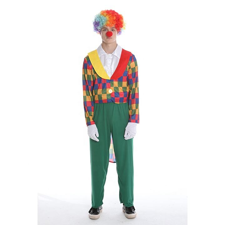 Carnaval <span class=keywords><strong>Clown</strong></span> Costume De Fête