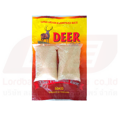 Rice Parboiled From Thai Premium Grade