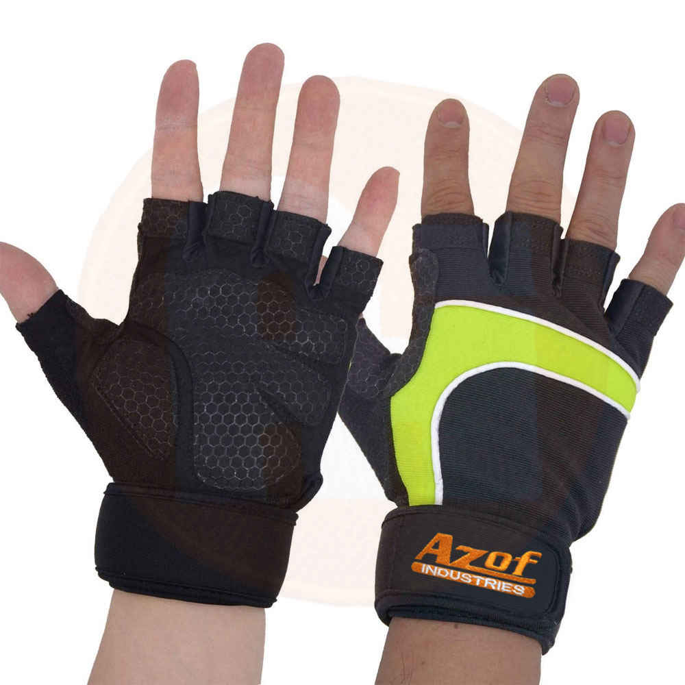 2020 Hot Sale Weight Lifting Gloves Half Finger Fitness Gym Gloves For Sale