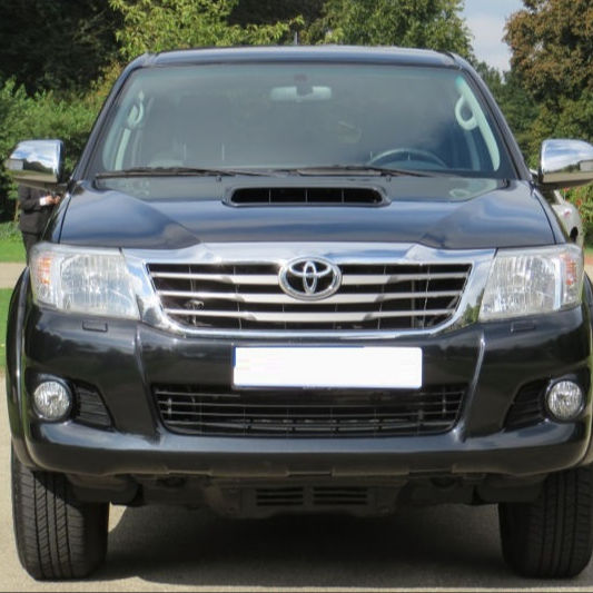 Hilux Double Cabin Pickup 2015