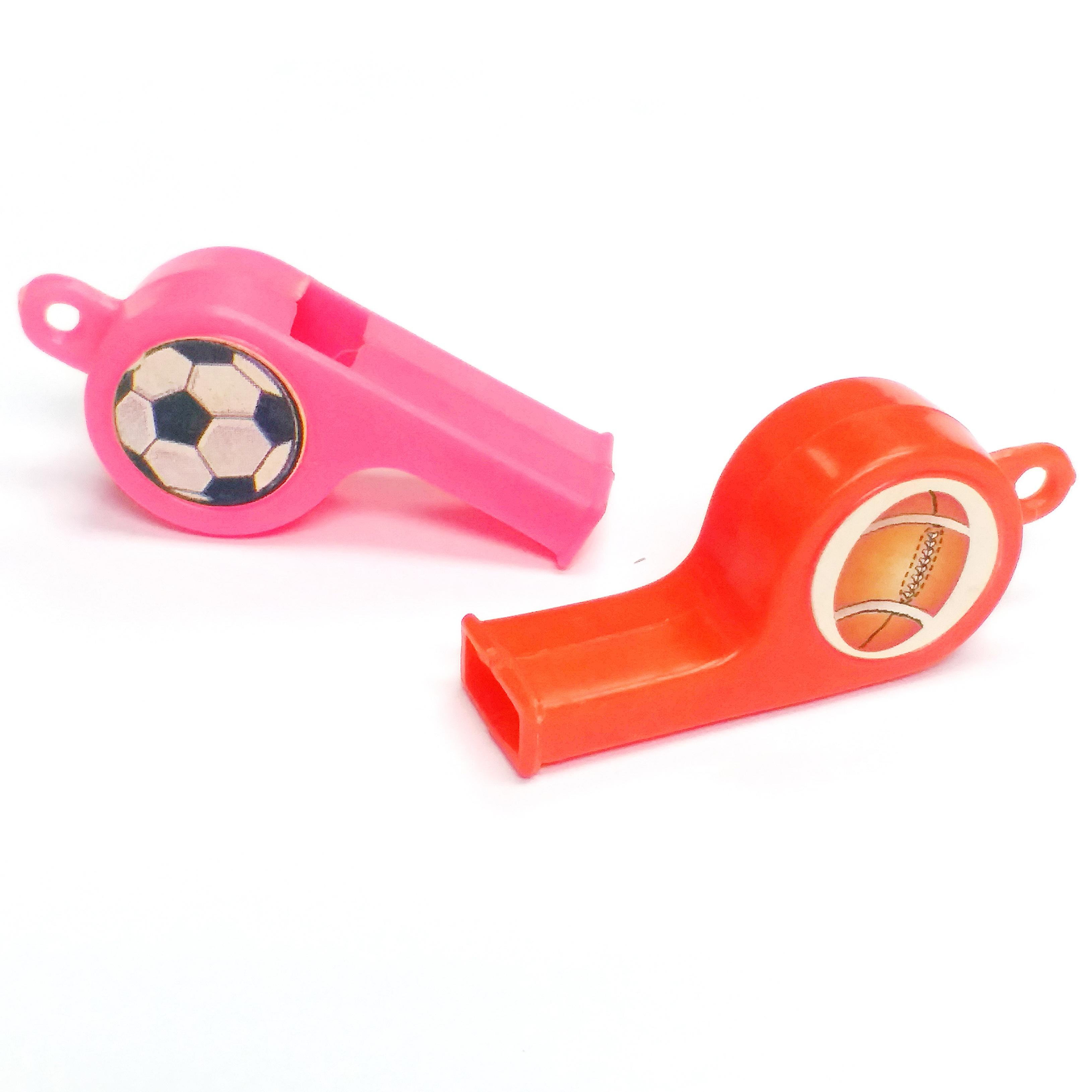 ball Whistle E302 Noise Sound Maker Pinata Loot Party Bag Fillers Kid Novelty Ideal Birthday Game Gift Favors Toys Prize