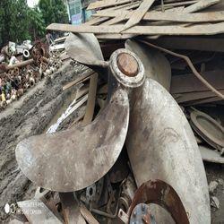 NI AL Propeller Scrap from Bangladesh