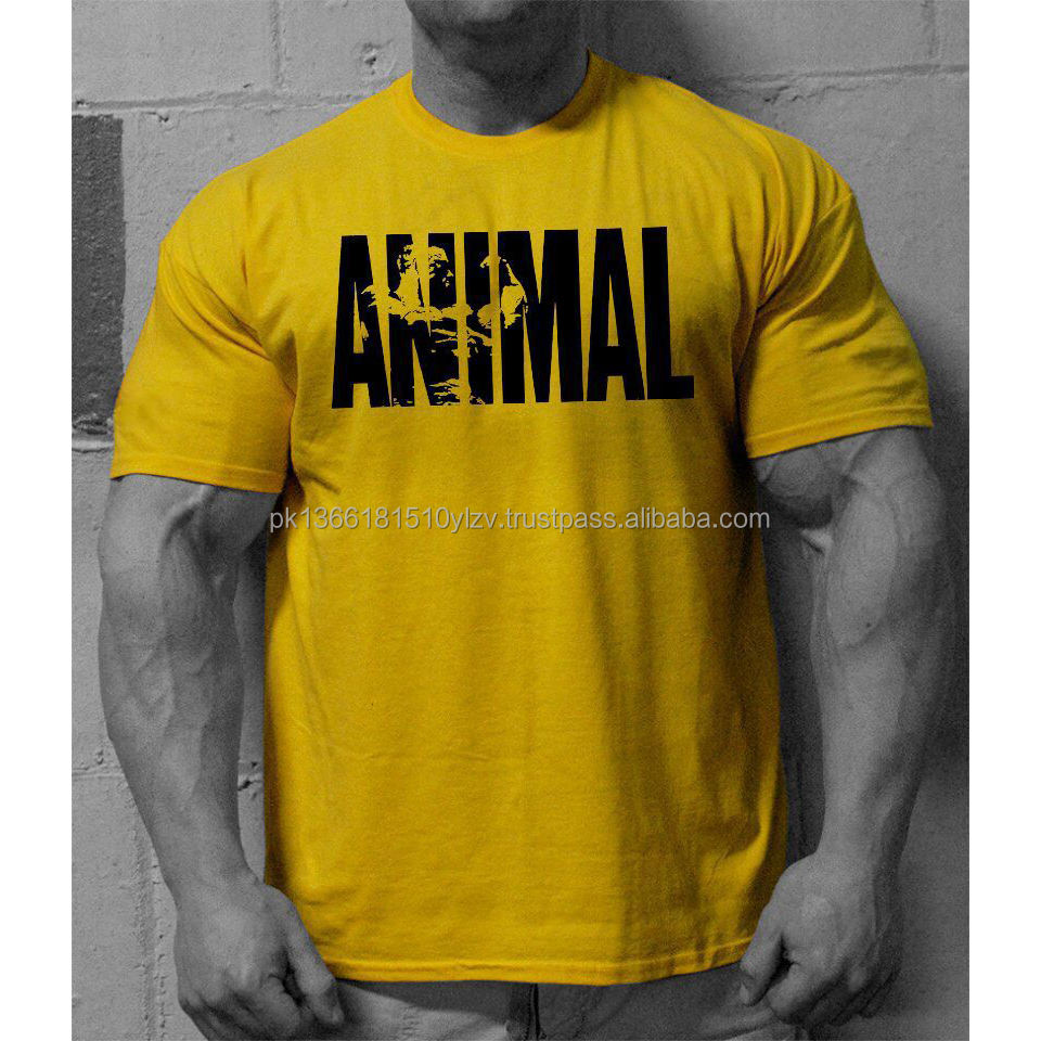 Professionele Quick Dry Gym Training T-shirt Mannen Fitness Bodybuilding Kleding Voor Mannen