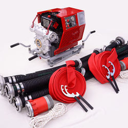 Best Price Portable Fire Pump High Quality