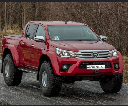 2020 Hilux 4X4 / Pick Up Truck Hilux 4X4 For Sale From Germany