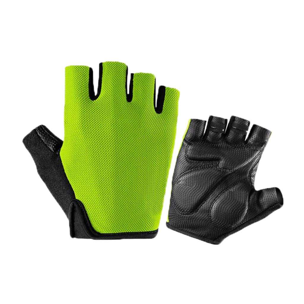 Factory OEM Soft Children Fashion Youth Bike Bicycle For Men And Kids Cycling Gloves
