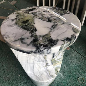 Ice Jade Green Marble & Natural Ice Connect Marble Tabletops