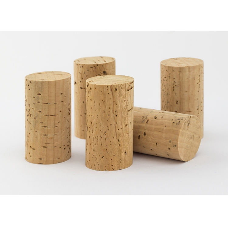 Top Quality Flor Grade 45x24 Natural Cork Stopper Wine Cork for Sale