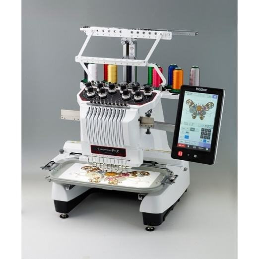 BRAND NEW Brother Entrepreneur Pro X PR1050X Embroidery Machine