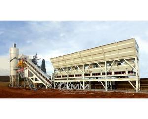FASTMIX 100MD MOBILE CONCRETE BATCHING PLANT FOR SALE