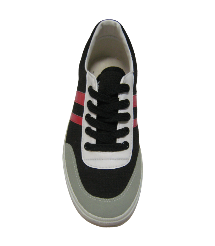 Men's Lace Up Classic Low Vulcanized Sneakers