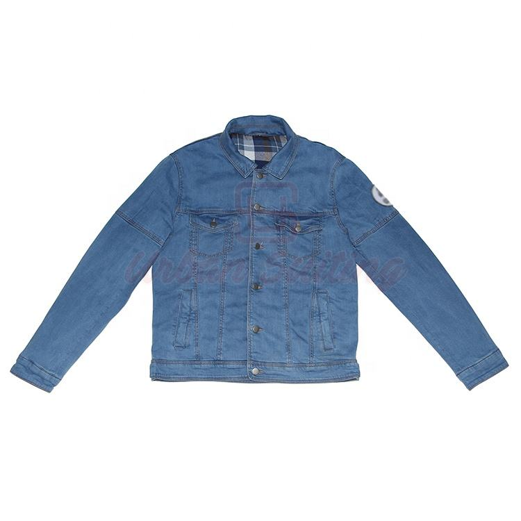 Wholesale Low Price Eco-Friendly Casual women denim jacket best for autumn spring season