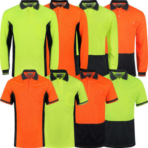 100% polyester men's Polo dry Fit polo shirt custom golf