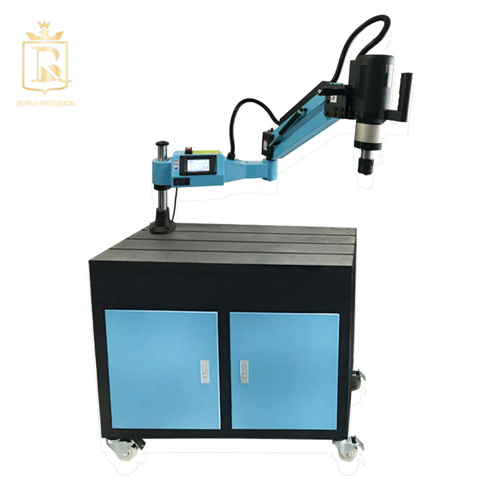 China cnc drilling machine pneumatic bench automatic wire tapping machine