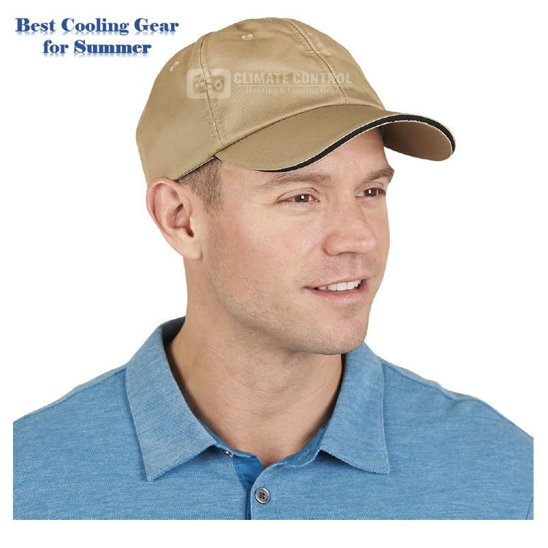 cooling baseball cap that keep you cool in the summer