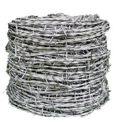 Premium Grade  High Durability Reverse-Twist Galvanized Barbed Wire