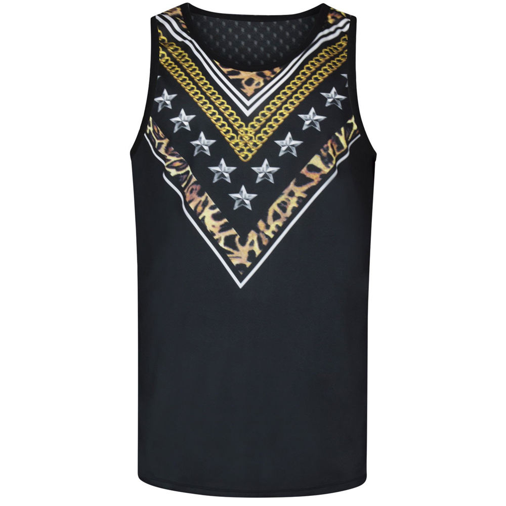 Hot Selling Wholesale OEM Tank Top Casual Breathable Singlets