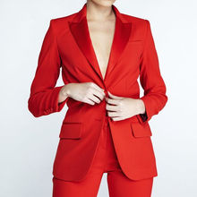 Latest Design Women Custom Tailored Suit