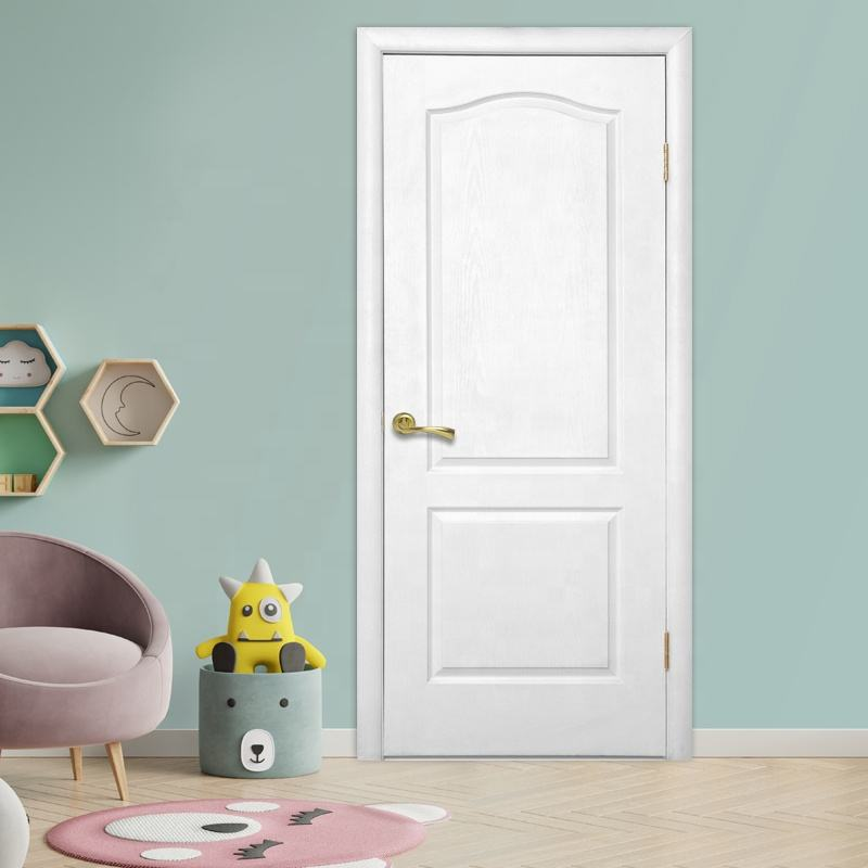 MDF Interior door Molded PVC door interior doors wholesale Classic Simply