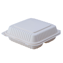 Biodegradable Recyclable- Cornstarch Containers- Single & Multiple Compartments