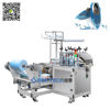 YT-SC500 Automatic PE Plastic Disposable Shoe Cover Making Machine