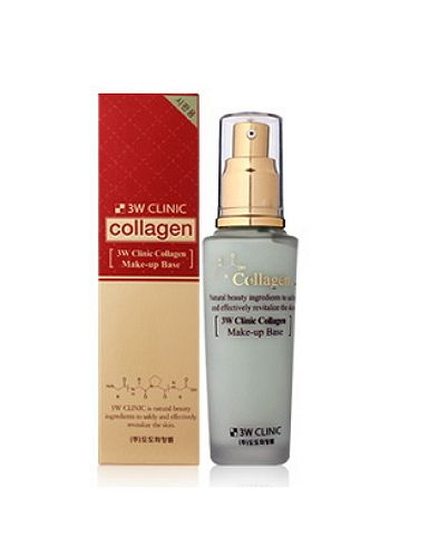 3w Clinic Collagen Make Up Base 50 мл