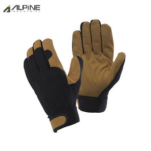 Made In Pakistan Men Mechanic Gloves