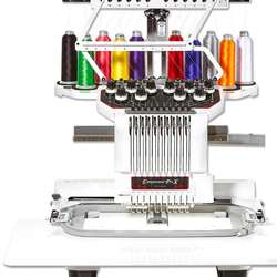 Free shipping Best price For New Brother PR1050X Embroidery Machine