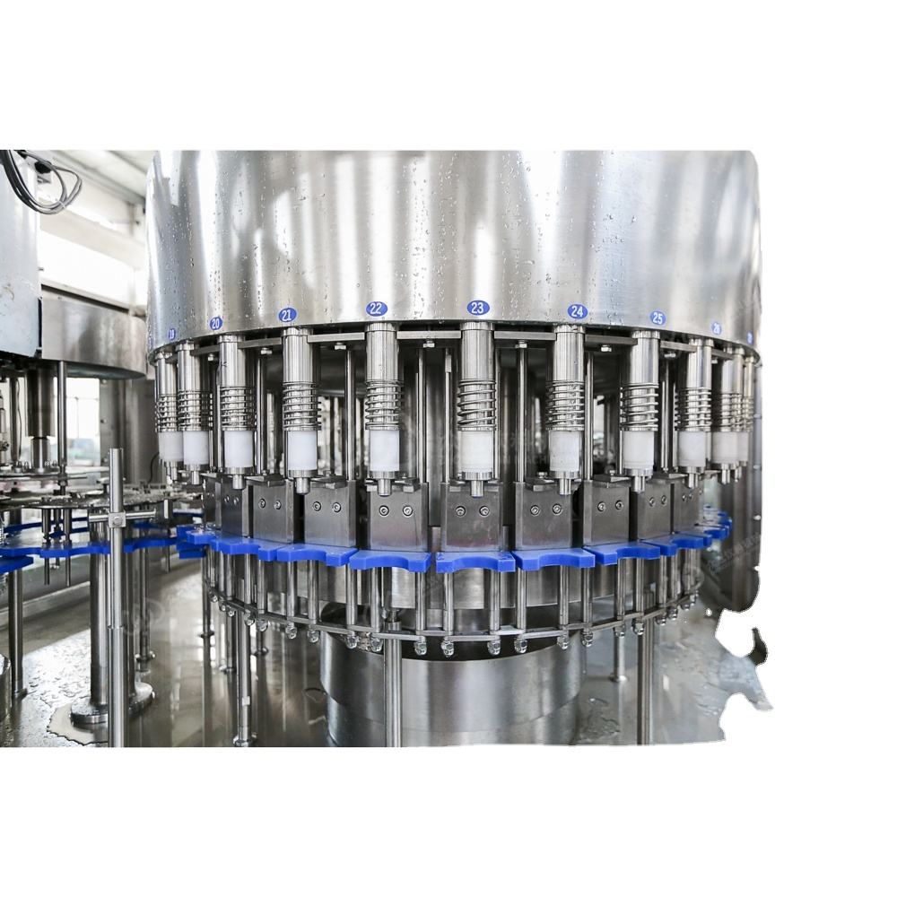 Small Business PET Bottle Mineral Water Filling / Bottling Plant / Production Line Turnkey Project Factory Supplier
