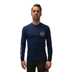 Long Sleeve Rash guard Full UPF 50+ Sun Protection Shirts For Men Long Sleeve