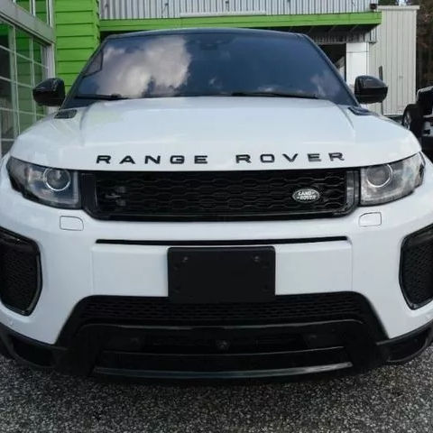 Few monate Used auto 2018 Land-Rover Range Velar P380 R-Dynamic HSE 6 Cyl 3.0L Gas Sport Utility Vehicle