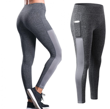 Lowest Price Leggings with Pocket Style for Ladies Gym ,Yoga, Fitness, Compression and Running Tights and Active wears