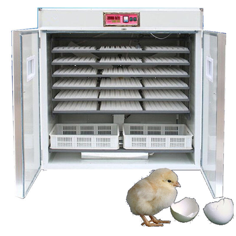 dezhou Hansen HS-1408 incubator egg manufacturers fully automatic 1408 egg hatchery machine