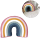 New Nordic Rainbowillow Kids Rainbow Toys Soft Decorative Stuffed Cushion Cartoon Baby Pillow Decorate Nursery Room De