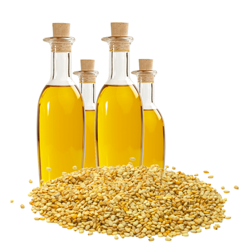 Wholesale raw cooking oil sesame seed oil price from Ukraine