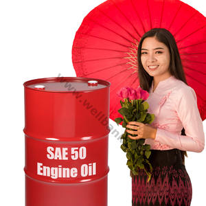 Myanmar SAE 50 Diesel Engine Oil