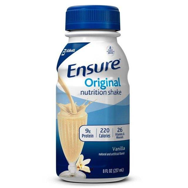 Ensure Original Nutrition Shake 8 fl.oz(Vanilla)