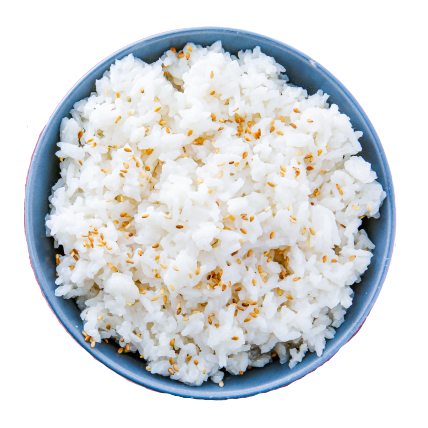Soft Texture and Perfume sweet kind PRESSURE COOKER WHITE RICE