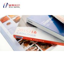 Laminated Cover Softcover Full Color 4C Handbook Printing
