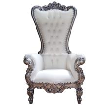 French Baroque cheap High Back King Throne chair