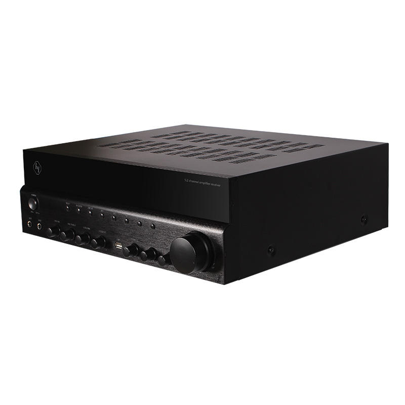 Home Theater Amplifier Surround Sound Penerima AV 5.1ch