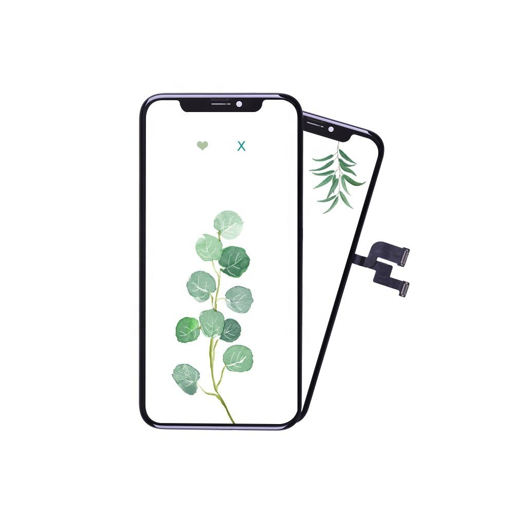 Elekworld TFT Tianma Incell tela LCD para O Iphone X Tela Lcd OLED Display Touch Digitizer