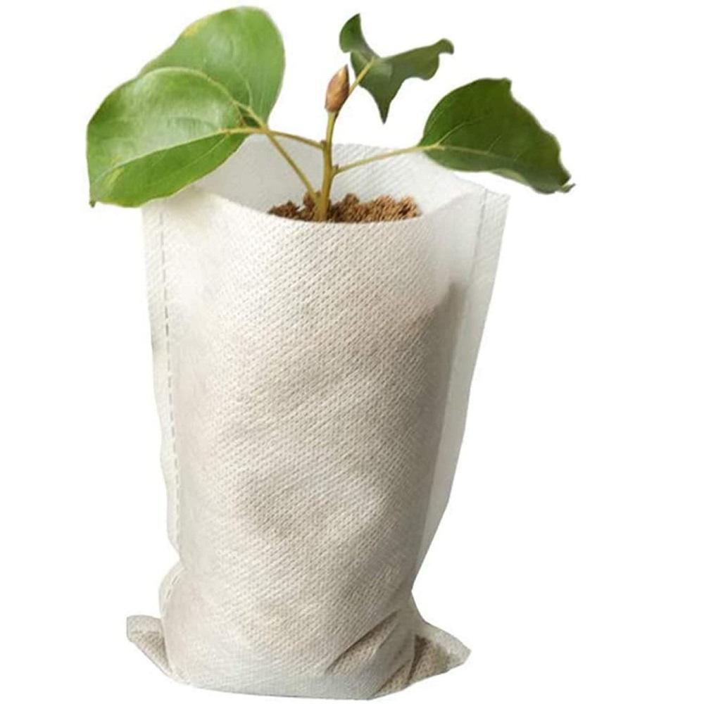 Best Quality Environmental Protection Non Woven Nursery Bag Tree Plantation Bags With Direct Factory Price From Bangladesh