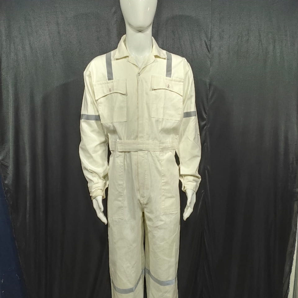 Workwear Coverall Boiler Suit Men Mechanics Uniform Suit Manufacturer of Coveralls and Boiler Suit From INDIA