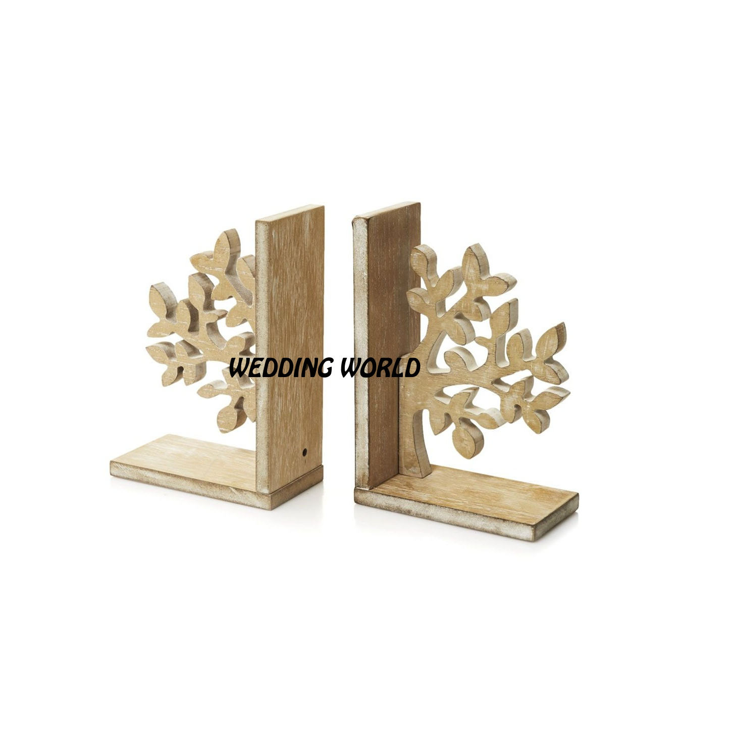 Wooden Bookends Elegant Look Book Holder Bookends In Wooden Material For Sale At Large Quantity