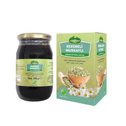 Mukatli Fennel Liquid Paste (Herbal Syrup)