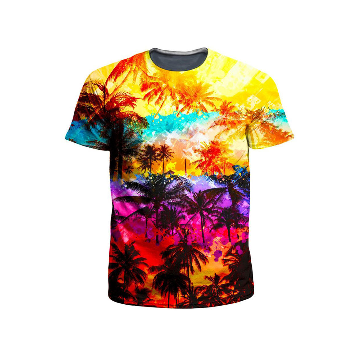Direct factory high quality new model sublimation shirts less price